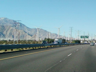 The 10 Leaving Palm Springs