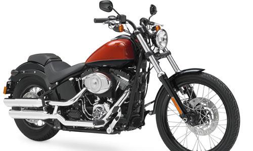 Harley-Davidson 2011 Blackline