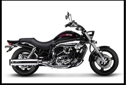ATK Motorcycle