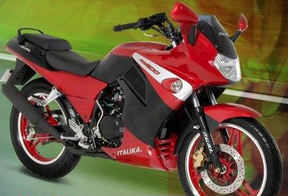 Mexican Motorcycle - Italika