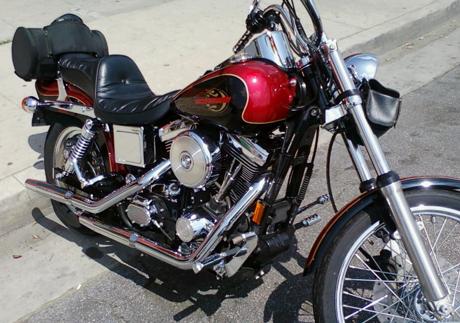 1998 Harley-Davidson Dyna Wide Glide FXDWG