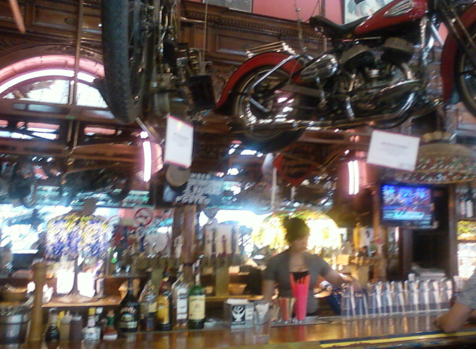 Eddie Rickenbacker's Bar, San Francisco