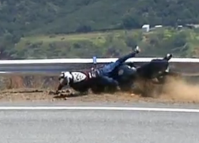 Mulholland Crash