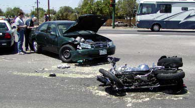 Drunk Driving Motorcycle Accident - California Motorcycle Accident Lawyer in Orange County