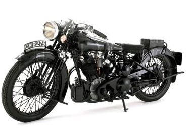 Brough Superior SS100 - Motorcycle Accident Lawyer in San Francisco