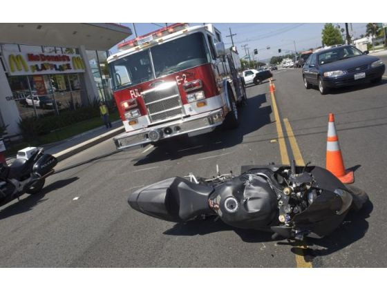 California motorcycle accident attorney in Orange County