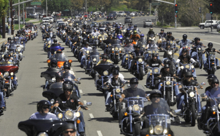 9/11 Ride - OC Motorcycle Accident Lawyer Long Beach