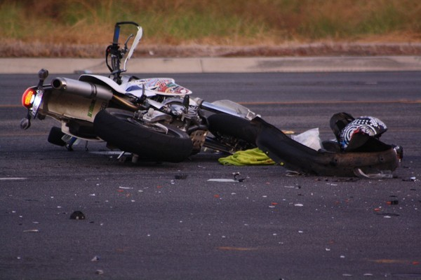 California motorcycle accident attorney in California