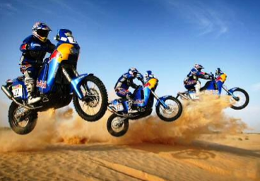 Dakar Rally - Inland Empire Motorcycle Accident Lawyer in Riverside