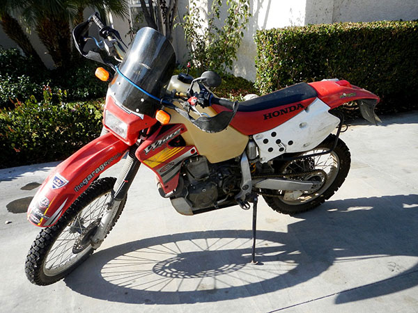 Outfitting Your Dualsport Dirtbike for Street Use On a