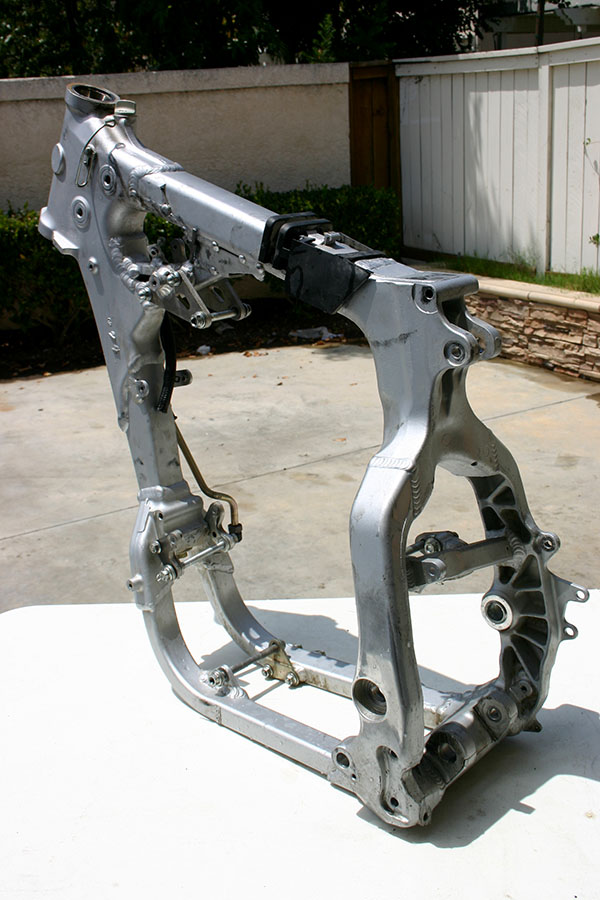 XR650R Frame Bare and Ready for Sale