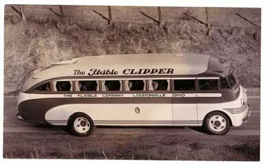 1937 Flxbile Clipper Chevy bus