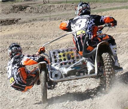 Sidecar Motorcross