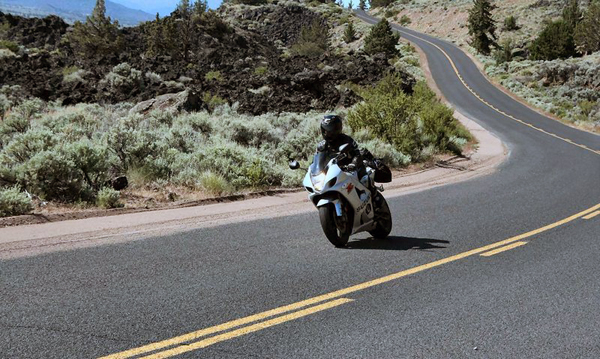 Hill Road - Lava Beds National Monument