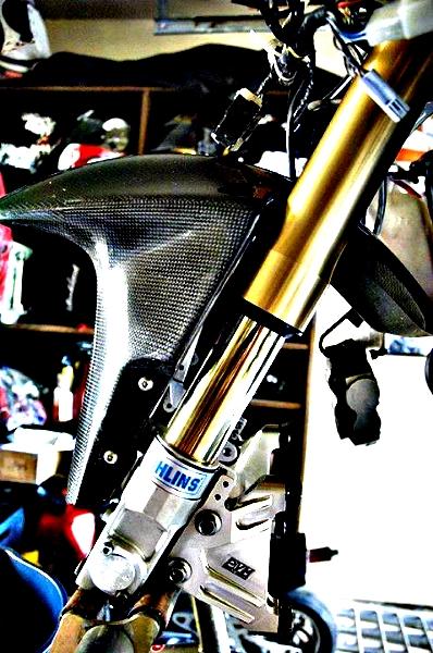 Upgrade old CBR or buy new bike? Ohlins shock
