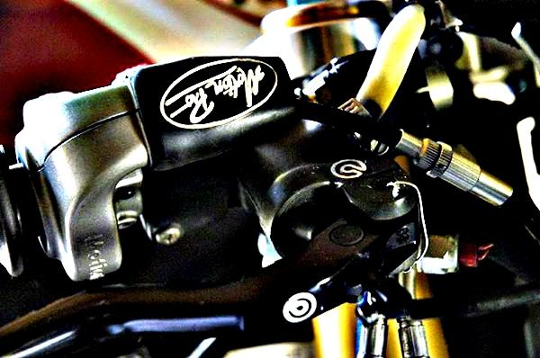 Upgrade old Ninja or buy new bike? MotionPro forged master cylinder