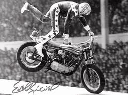 Evel Knievel Motorcycle Jump