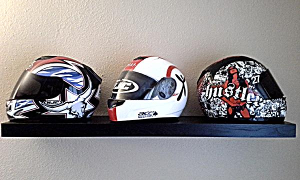 Motorcycle Helmet Art Gallery