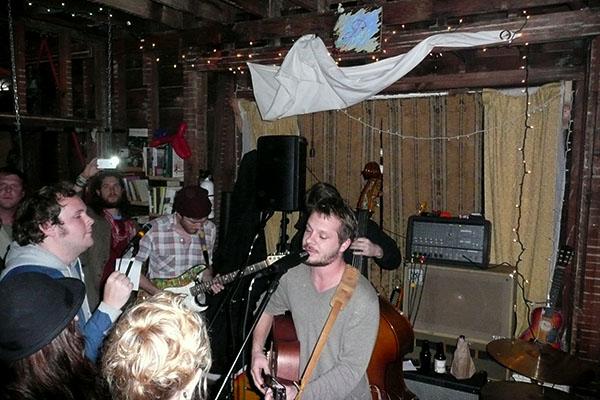Palace Fiction Portland House gig