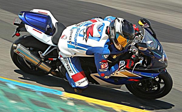 Beginner R1 Track Rider
