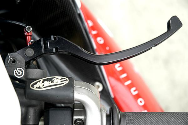 improve braking trackriding