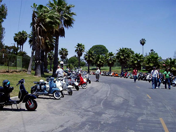 Orange County Scooter Rally