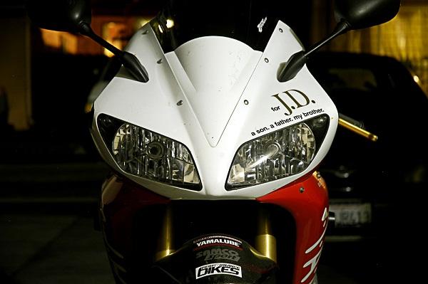 Yamaha R1 Dedicated