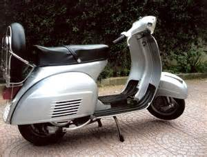 buying first Lambretta scooter