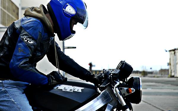 Honda NT650 ride quality