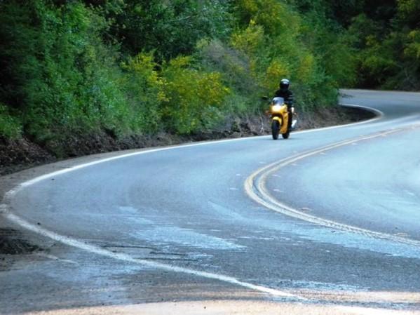 San Francisco day ride Boulder Creek