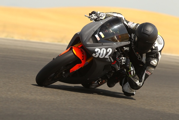 Motorcycle track riding braking tutorial