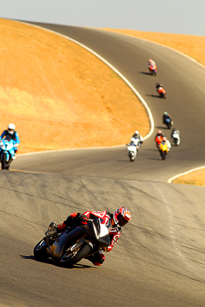 Thunderhill Raceway motorcycle track