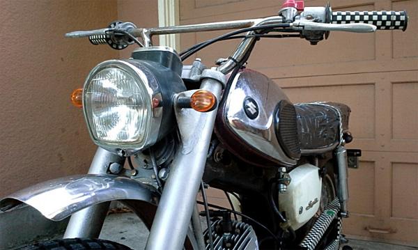 Suzuki Trail 80 K15