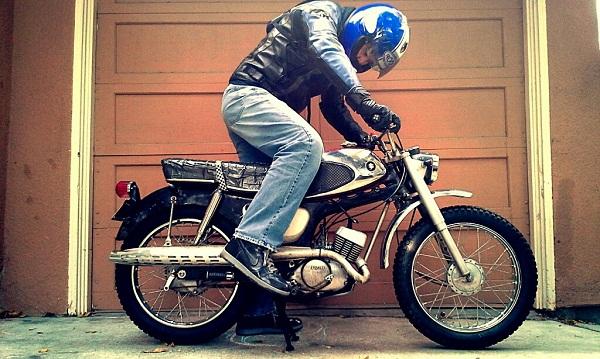 1966 Suzuki Trail 80 K15