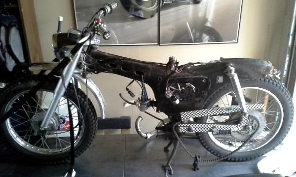 Suzuki K15 engine rebuild