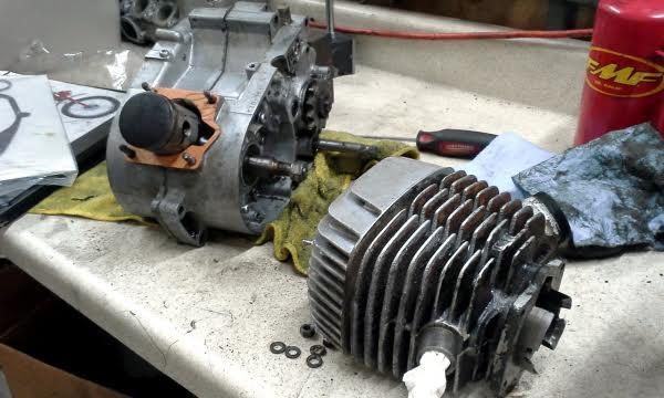 15 engine rebuild cylinder