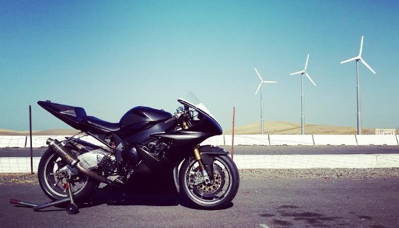 Glorious R1 track bike