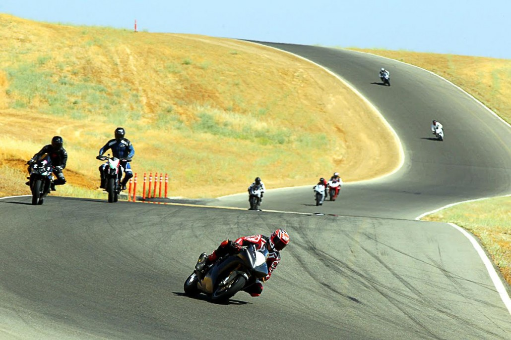 Thunderhill Raceway motorcycle pack