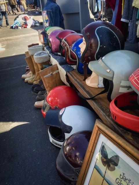vintage helmets