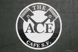 Biker Bars in SF - Ace Cafe