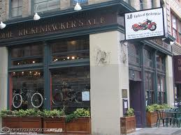 San Francisco Motorcycle Bar - Eddie Rickencacker's