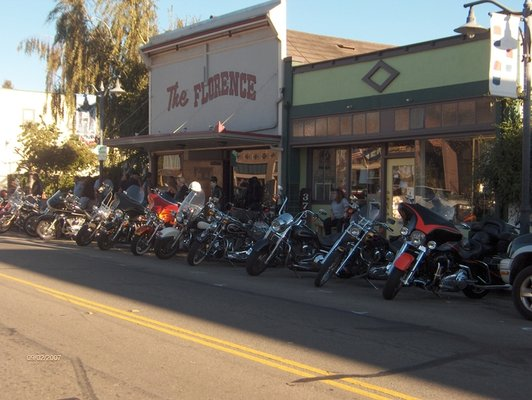 SF Bay Area Biker Bars - Florence Bar in Freemont