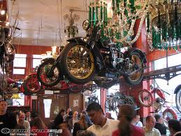 San Francisco Biker Bars - Eddie Rickenbacker's