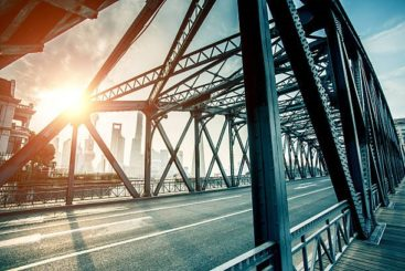 Bridges can be very dangerous places where motorcycle accidents occur