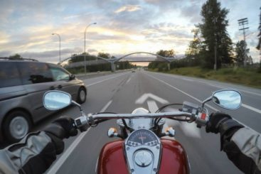 Orange County Motorcycle Accident Lawyer - 5-Star Review Average