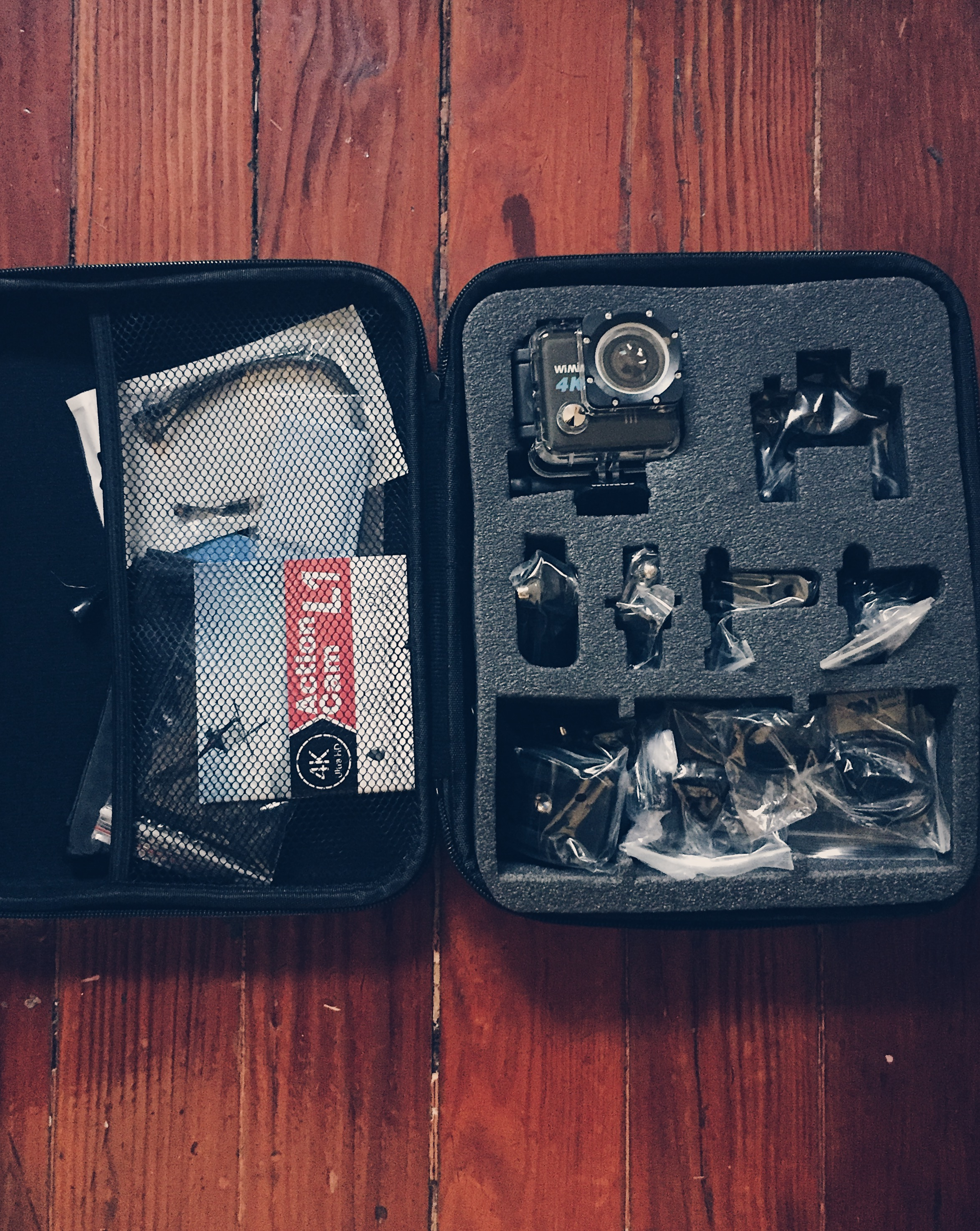 GoPro in travel case 2