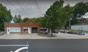 A Picture of Custom City Cycles Motorcycle accident repair and maintenance shop in St Louis Missouri