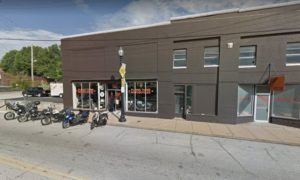 A Picture of Flying Tiger Vintage, Classic, and Modern Motorcycle accident repair and maintenance shop in St Louis Missouri